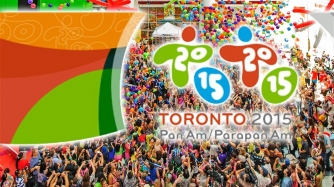 The marathon standards are set for the 2015 pan american games