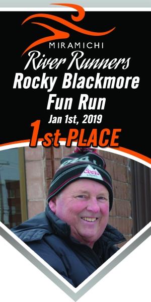 January 1st Rocky Blackmore 5k Fun Run