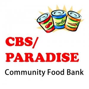 CBS/Paradise Food Bank