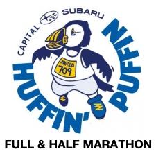 Huffin' Puffin Full & Half Marathon