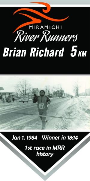 Miramichi Brian Richard 5km #676