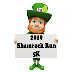 2019 Shamrock Run 5K (Shirt Option)