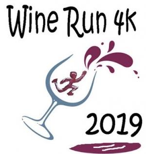 2019 Wine Run Shirt Option