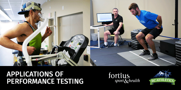 SEMINAR: APPLICATIONS OF PERFORMANCE TESTING FOR TRACK & FIELD