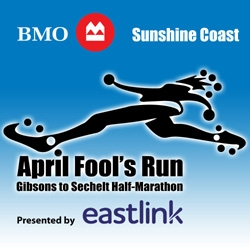 RELAY TEAM CAPTAIN - BMO Sunshine Coast April Fool's Run presented by Eastlink