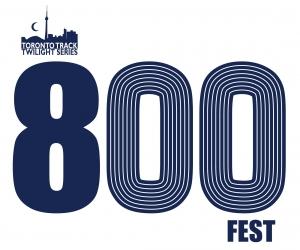 800 Meter Fest