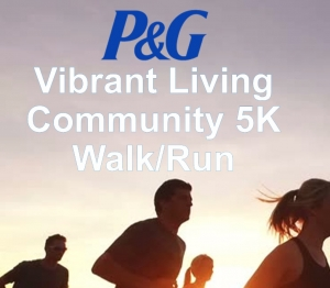 Procter and Gamble Vibrant Living 5Km