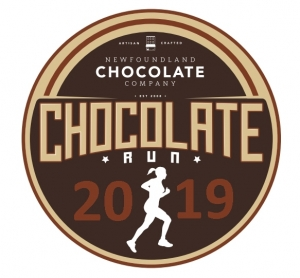 Chocolate Run 5K 2019 sponsored by Newfoundland Chocolate Company (Shirt Included Option)