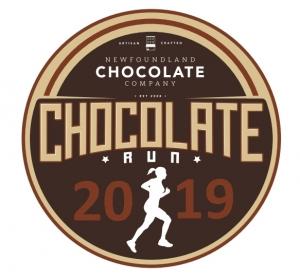(NoShirtOption)Chocolate Run 5K 2019 sponsored by Newfoundland Chocolate Company