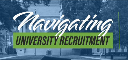 Navigating University Recruitment