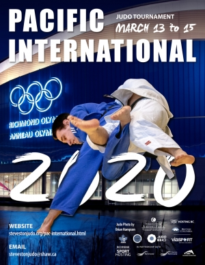 2020 Pacific International Judo Championships