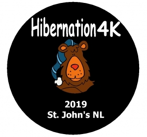 (NO Shirt Included) 2019 Hibernation 4K