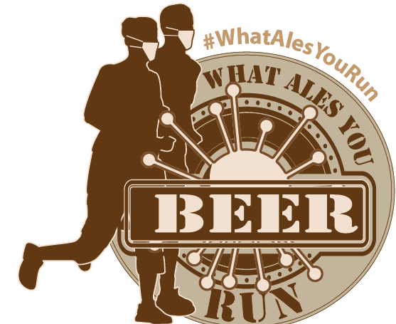 What Ales You Run --Virtual Run