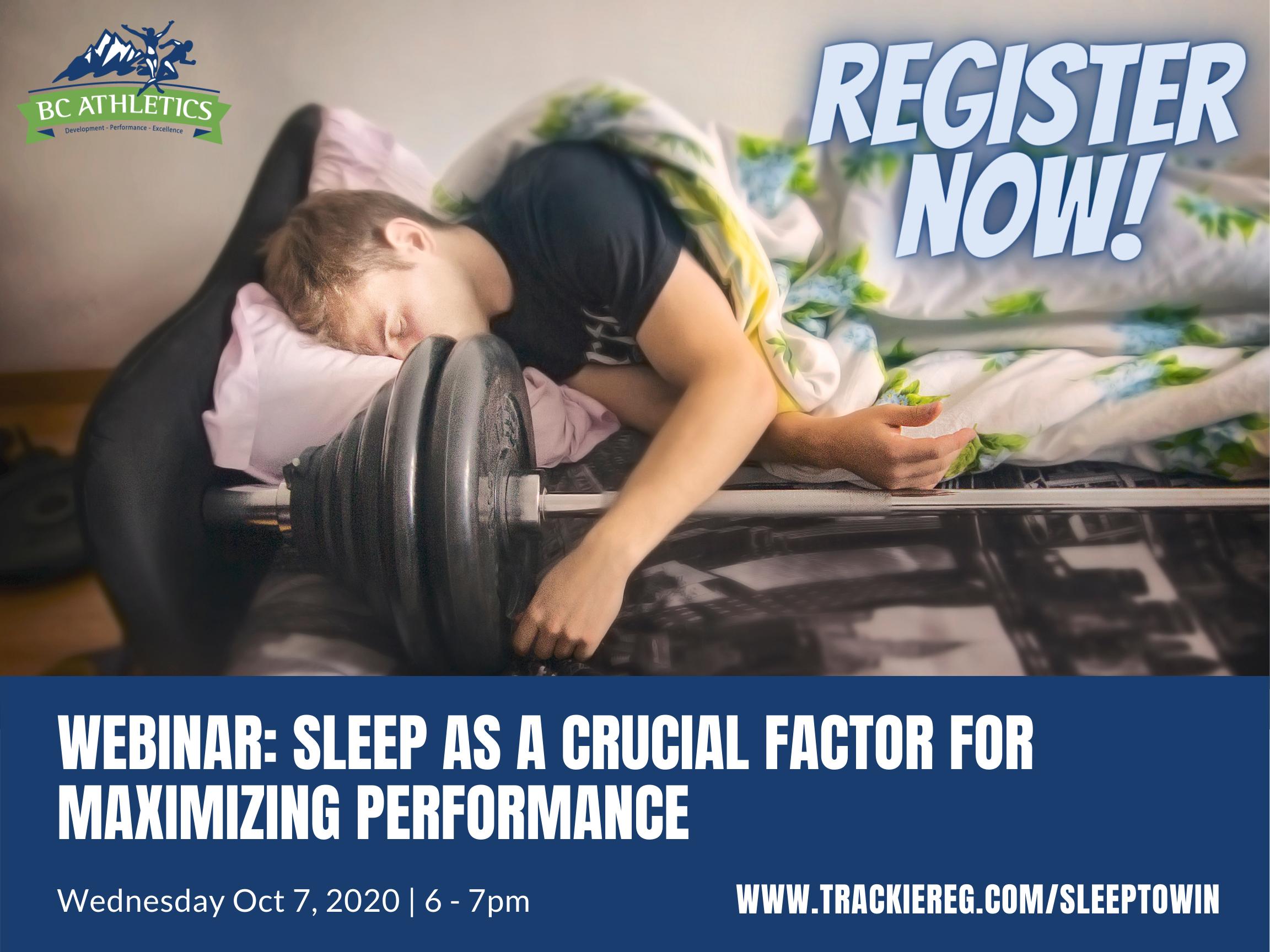Sleep as A Crucial Factor for Maximizing Peak Performance
