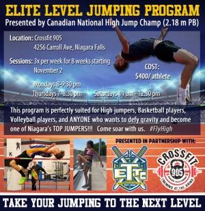 Elite Jumping Program - Phase 2