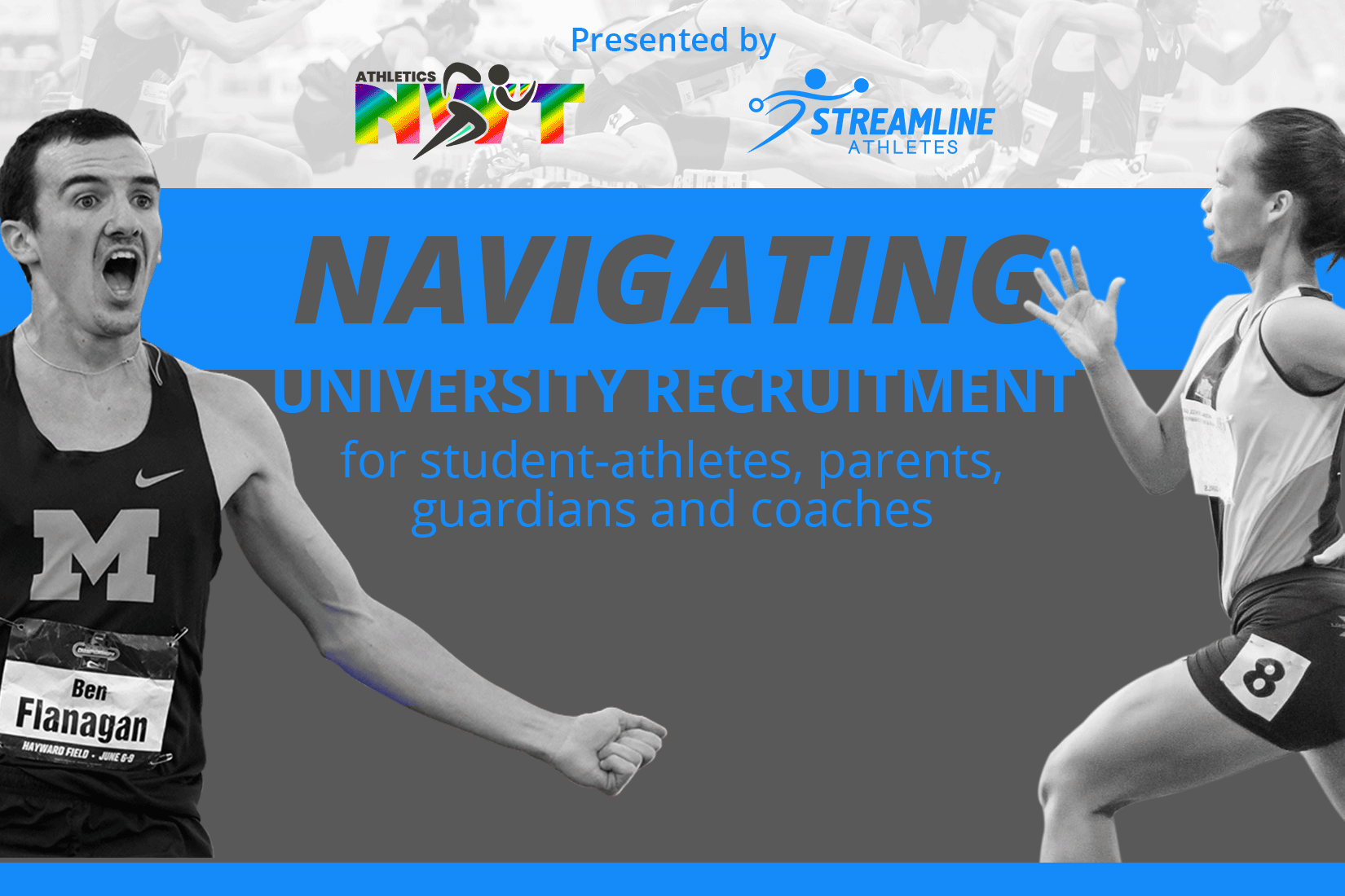 Navigating University Recruitment: a seminar for student-athletes, parents/guardians and coaches