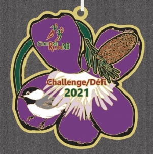 The 2021 RunNB Challenge (Virtual)