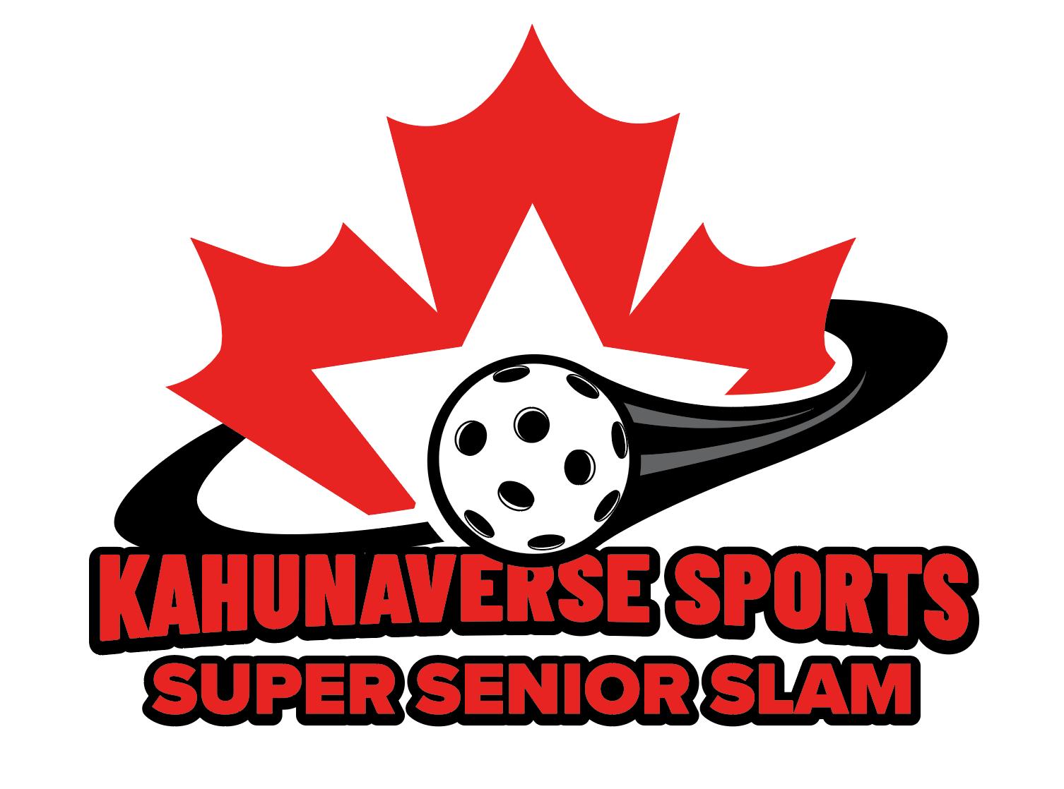 Kahunaverse Sports Super Senior Slam - CANCELLED