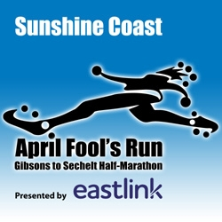 Sunshine Coast April Fool's Run presented by Eastlink