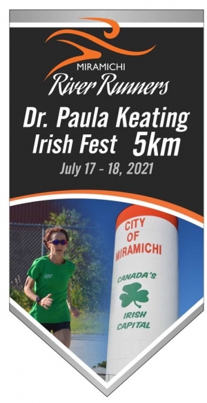 Dr. Paula Keating Irish Fest.5km