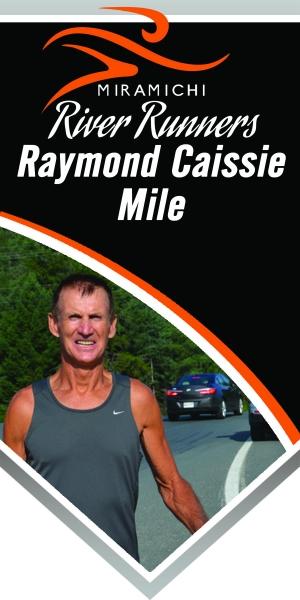 Raymond Caissie Miramichi Mile