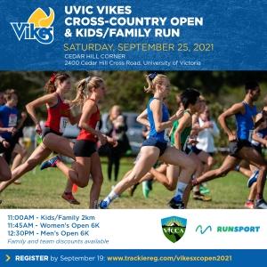 UVic Vikes XC Open