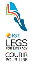 IGT Legs for Literacy Courir pour Lire
