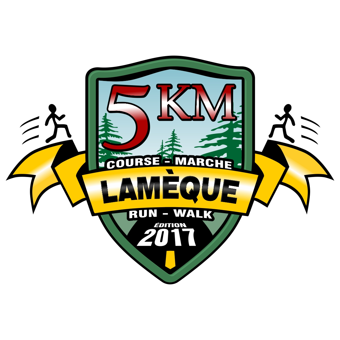 5 Km de Lameque