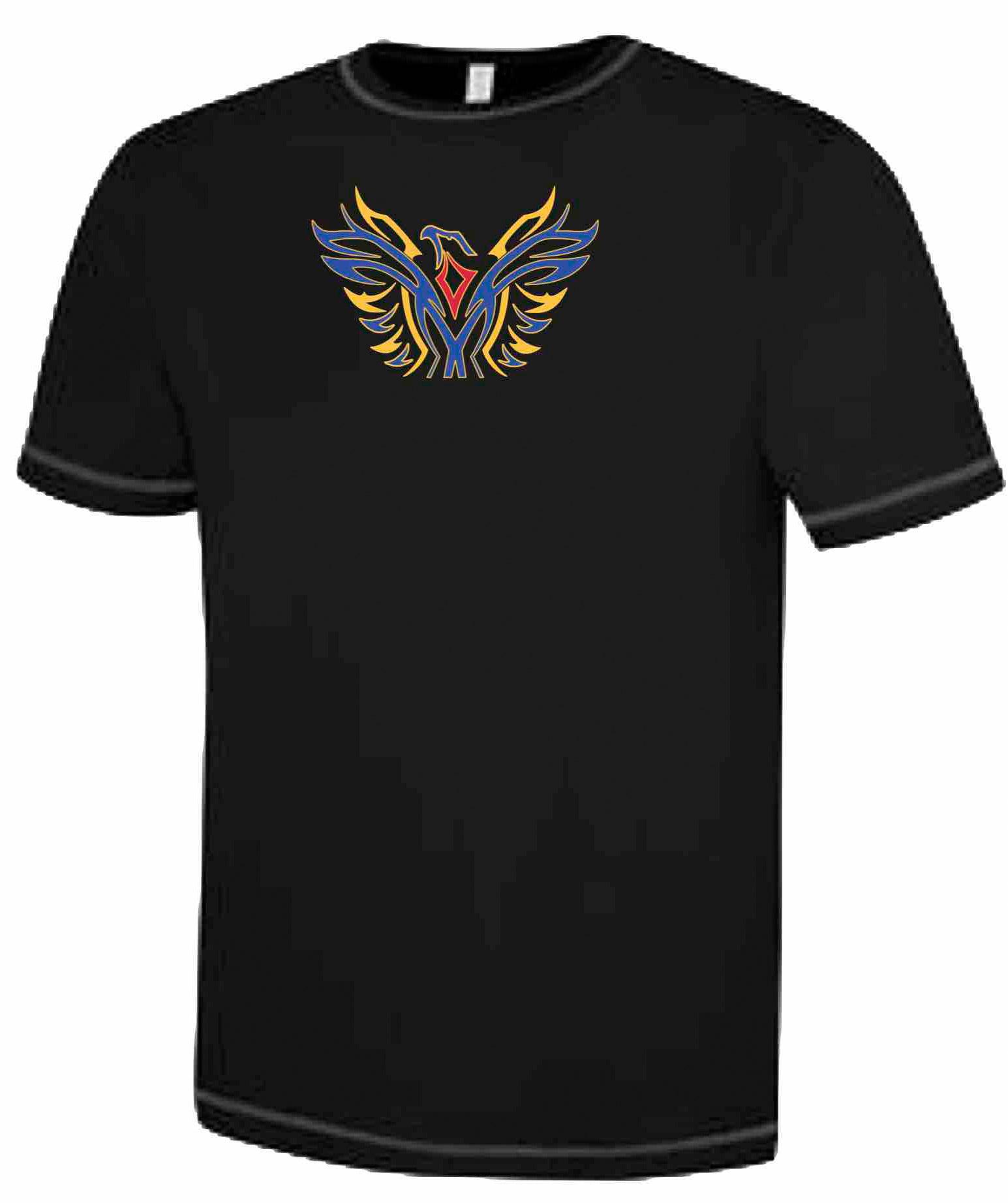 BLACK - Ultra Soft Short Sleeve Technical Shirt