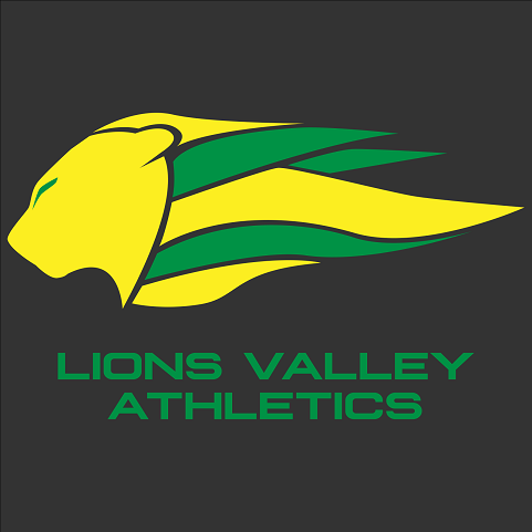 Lions Valley Athletics Training Gear