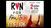 Run For Paws - 9th Annual Grand Falls Charity Run