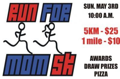 Run for Mom 5K