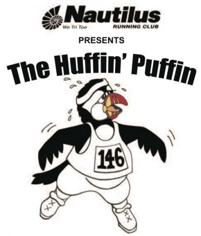 Huffin' Puffin Marathon & Half Marathon