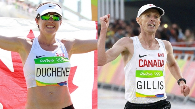 gillis-and-duchene-to-race-the-scotiabank-toronto-waterfront-marathon