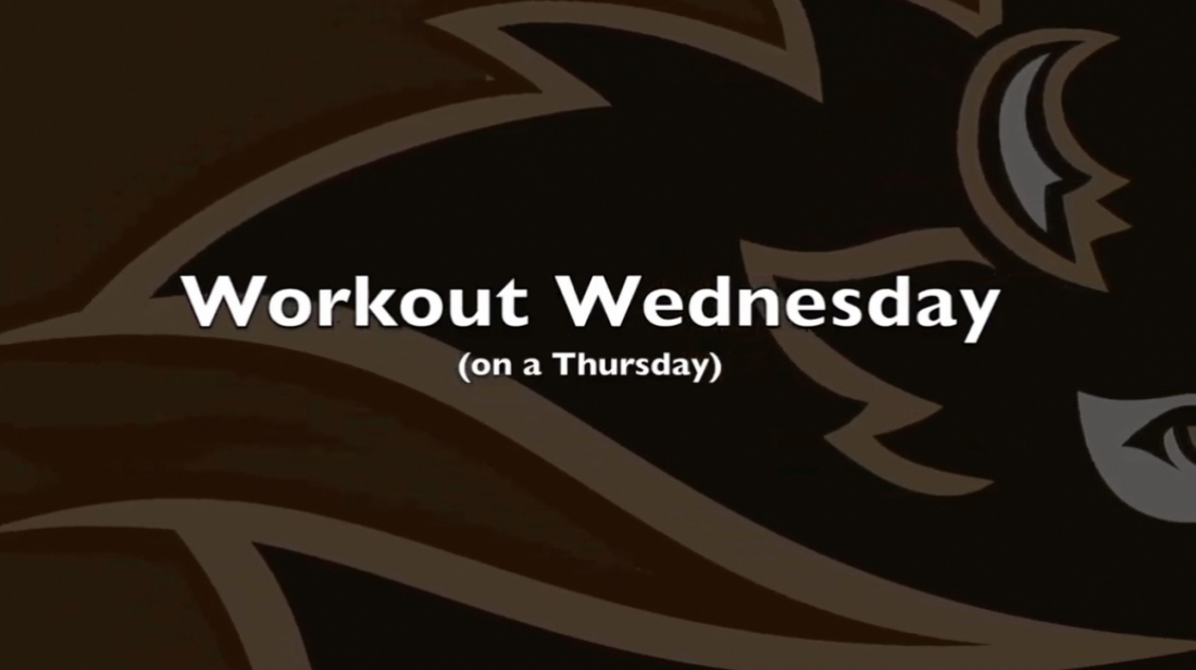 uofm-bisons-workout-wednesday